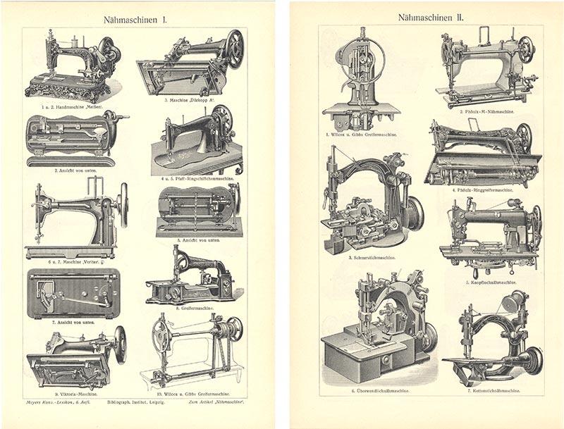 Nähmaschine Ketten, Doppel, Schnur, stichmaschine Txz  -> Nähmaschine Funktionsweise